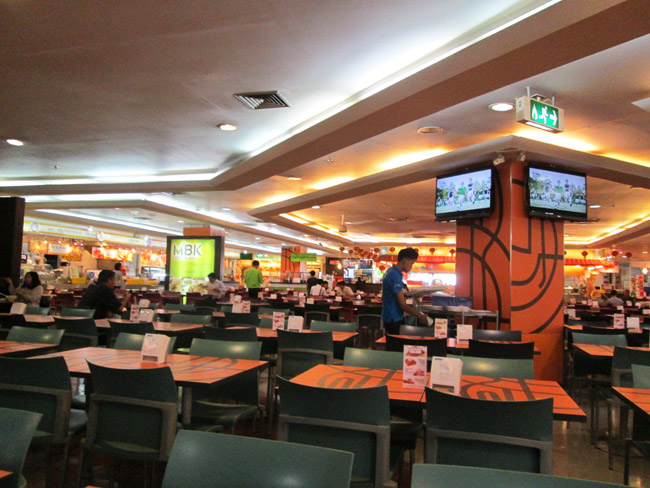 MBK_Center_BKK_food_court