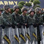 О перевороте в Таиланде, военном положении с комендантским часом