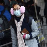 рекордное падение температур в Гонконге этой зимой