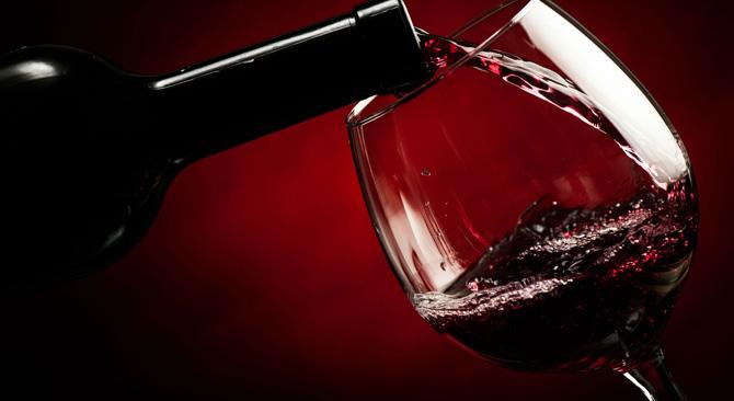 ไวน์แดงวันละแก้วมีประโยชน์พอๆกับการไปยิม