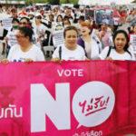 Референдум по новой конституции в Таиланде готовится на фоне арестов