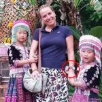 Как ловко детишки обчищают туристов в провинции Чиангмай