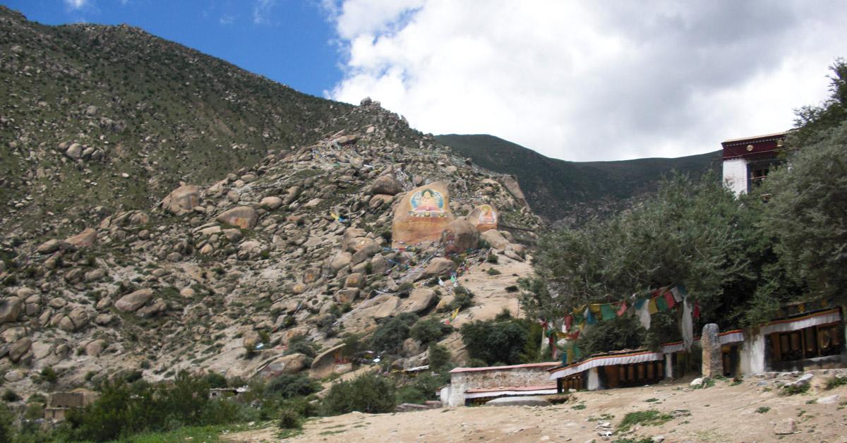 где-то в окрестностях Лхасы, Тибет, КНР