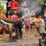 Сонгкран: сухим остаться невозможно
