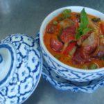 Кулинарные стандарты для блюд тайской кухни