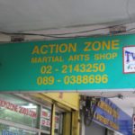 Action Zone в Бангкоке