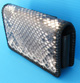 Чехол для сотового телефона из кожи питона с магнитной застежкой