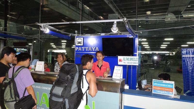 из Суварнабхуми в Паттайю на автобусе прямо из аэропорта - быстрее и бюджетнее варианта сложно найти в Бангкоке