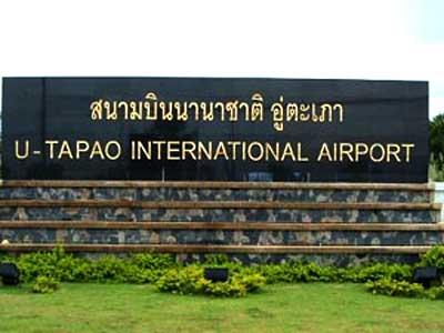 международный аэропорт u-tapao