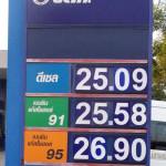 Снижение цен в Таиланде