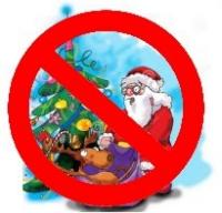 запрет празднования Рождества в султанате Бруней, единственной страны Юго-Восточной Азии, официально принявшей шариат в качестве закона