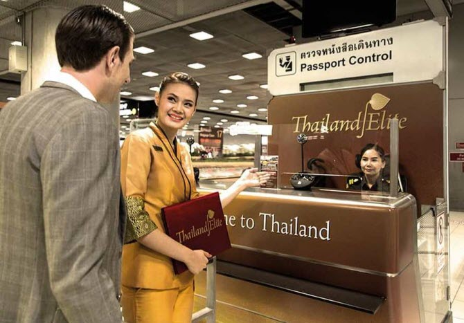 Так легко и непринужденно участник программы Thailand Elite будет проходить паспортный контроль в аэропортах Таиланда, минуя очереди и с персональным ассистентом