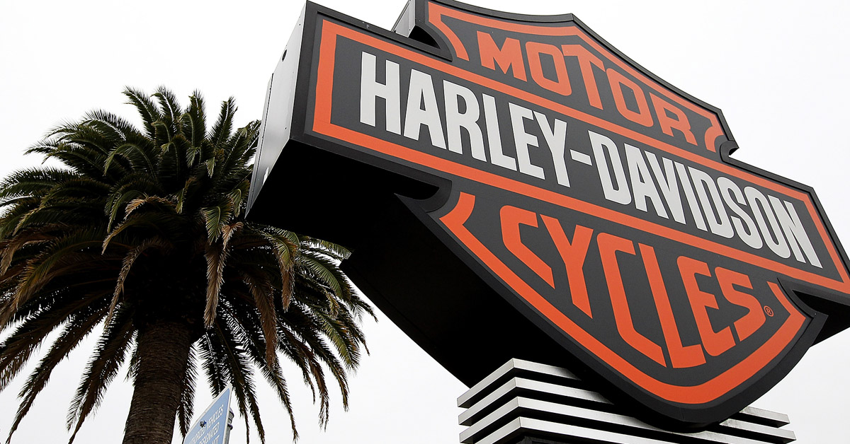 Harley-Davidson начинает производство в Таиланде