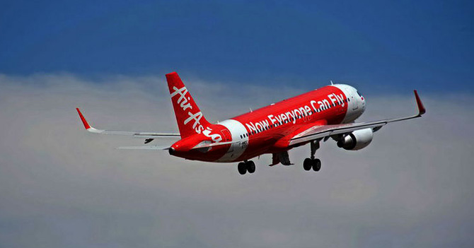AirAsia теперь летает по маршруту Сиануквиль - Куала-Лумпур 4 раза в неделю