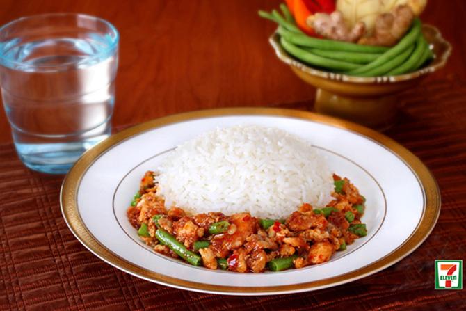 тайские блюда для разогрева в микроволновке