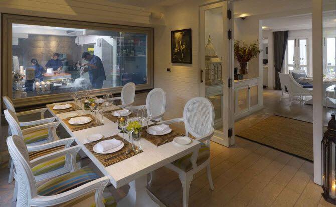 Gaggan в Бангкоке - лучший ресторан Азии с прогрессивной индийской кухней