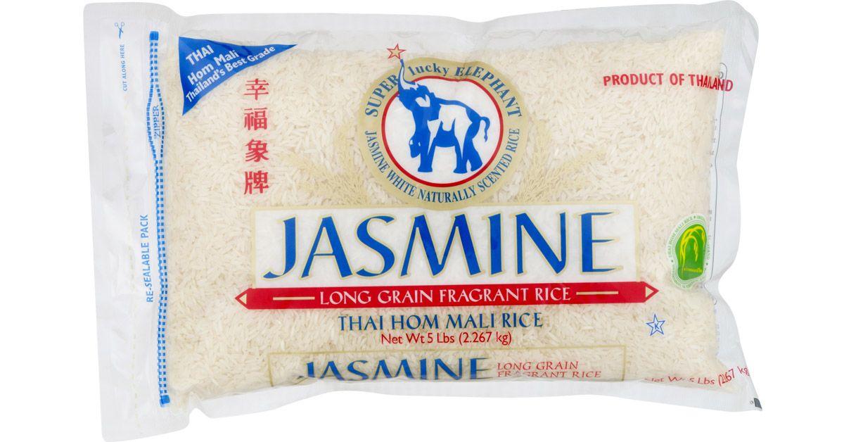 тайский рис хом мали - лучший в мире