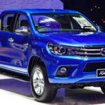 Сделанные в Таиланде пикапы Toyota пошли на экспорт в Японию