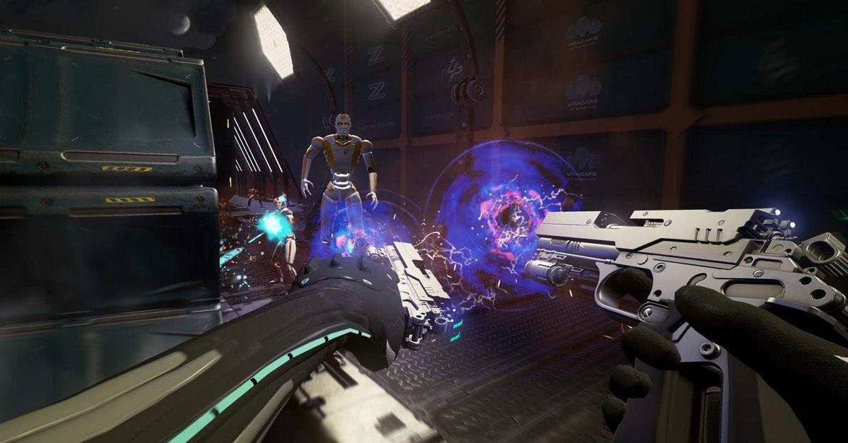 театр виртуальной реальности IMAX дает возможность поиграть в компьютерные игры с максимальным эффектом вживания в роль
