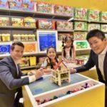 Первый официальный магазин LEGO в Таиланде ждет покупателей