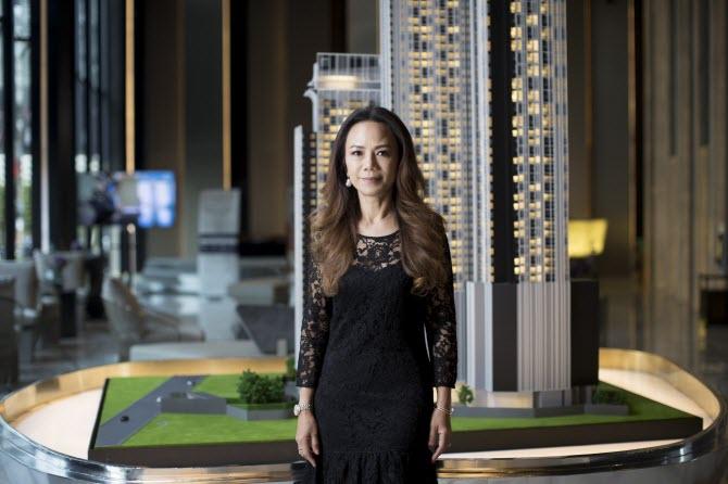 Женщины Таиланда часто управляют крупнейшими компаниями страны; на этом фото Kamonwan Wipulakorn - глава One Origin