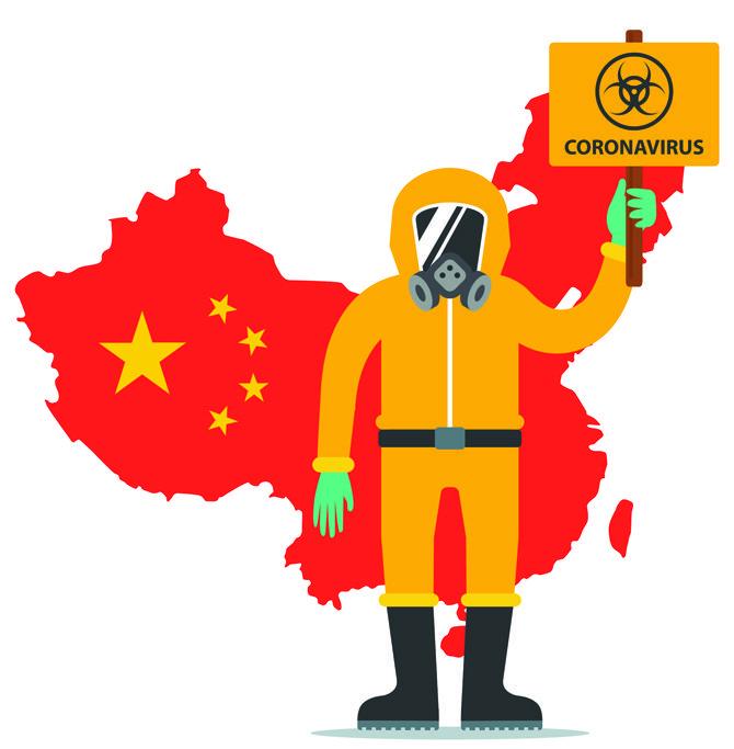 китайский коронавирус угрожает Китаю и всему миру, пока не создана вакцина против него