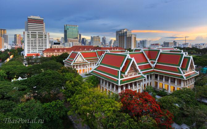 Университет Чулалонгкорна возглавляет список университетов Таиланда как лучший ВУЗ королевства